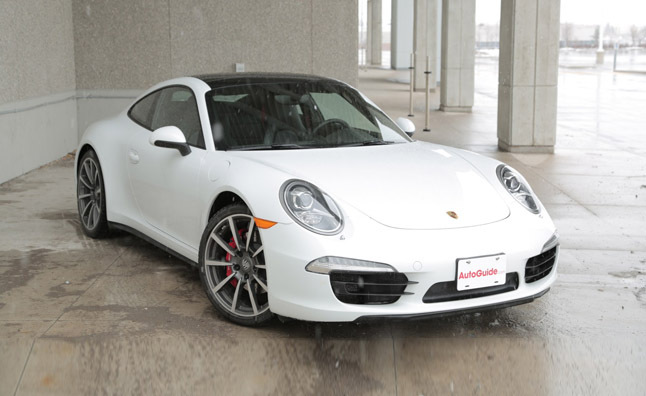 Off-Road Porsche 911 Variant Being Planned: Report » AutoGuide.com News