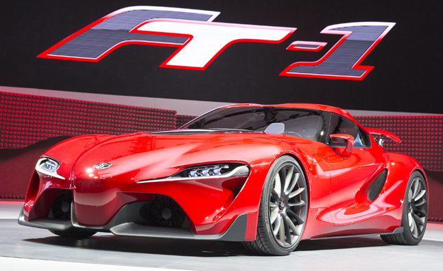 Toyota Le Mans Racer Could Inspire Hybrid Sports Car
