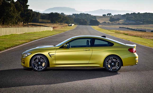 Bmw M4 Convertible Rumored For New York Debut 187 Autoguide