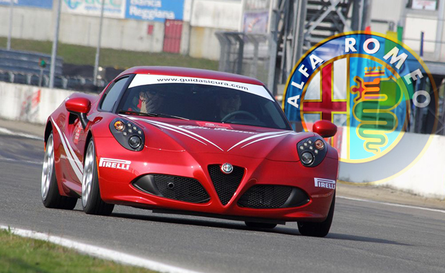 Some Alfa Romeo 4C 'Launch Edition' Customers Have Weekend of Fun ...