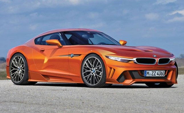The Joint Sports Car Project Between Bmw And Toyota Is Rumored To Make Its Debut In 2017