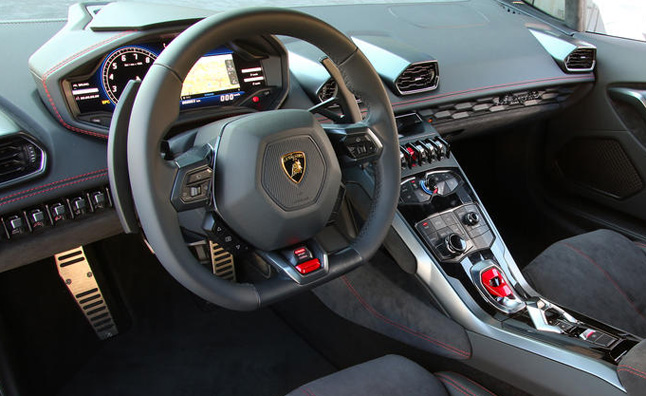 Why Lamborghini Trashed The Manual Transmission