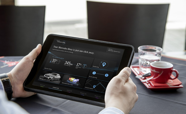 mercedes benz 39 me 39 is the future of customer service. Cars Review. Best American Auto & Cars Review