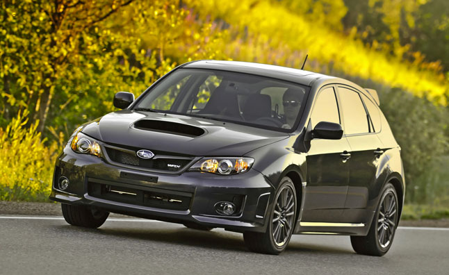 subaru wrx hatchback still a possibility news. Black Bedroom Furniture Sets. Home Design Ideas