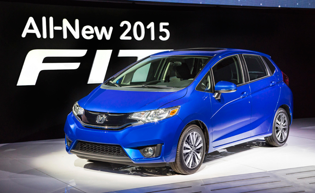 2015 honda fit pricing leaked starts at 15 525 mercedes benz forum. Black Bedroom Furniture Sets. Home Design Ideas