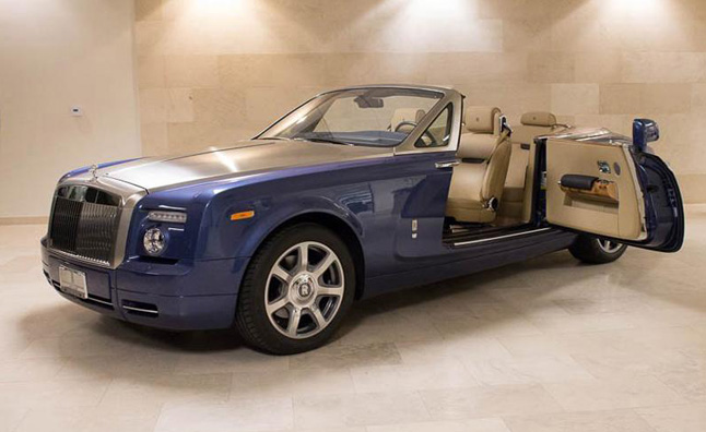 Provenance Rolls Royce Drophead Coupe