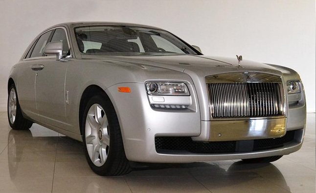 Provenance Rolls-Royce Ghost