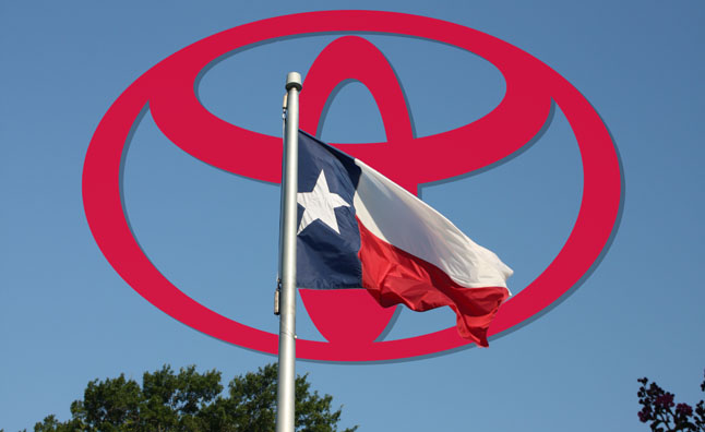 Mercedes Benz Forum Toyota Puts The Big T In Texas