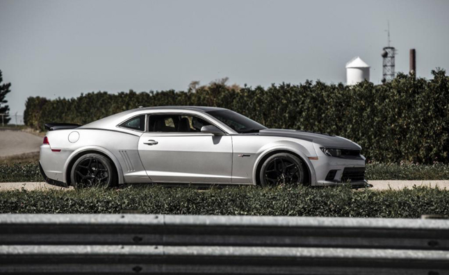 Chevrolet Will Sell Z 28 Parts For Regular Camaros