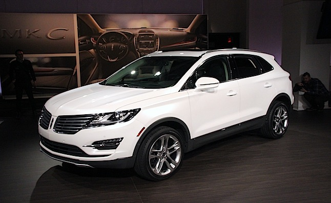 2015 Lincoln MKC Ordering Guide Leaked » AutoGuide.com News