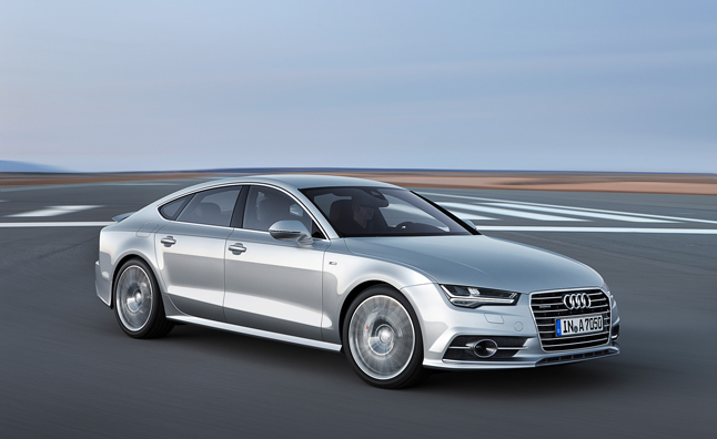 2015 Audi A7 Gets Mid Cycle Facelift 187 Autoguide Com News