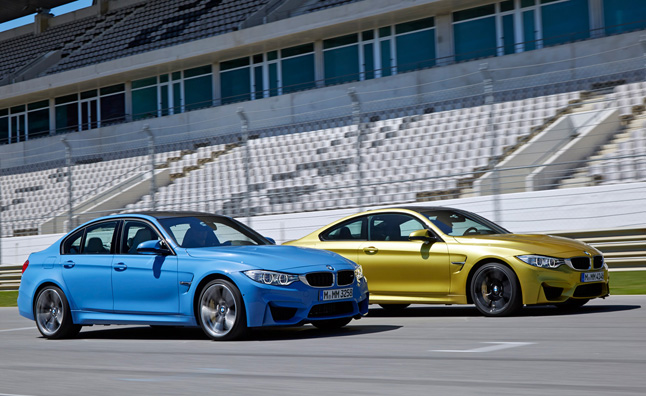 BMW M3 and M4 #