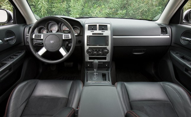 best-picture-2008-dodge-charger-interior