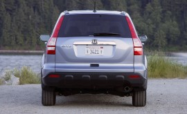 2008 Honda CR-V (EX-L with Navigation)