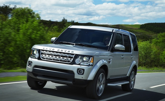 2015 land rover lr4 gets small price increase mercedes for Mercedes benz range rover price