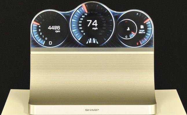 Digital Car Gauges Cluster : Will your next car have a digital instrument cluster