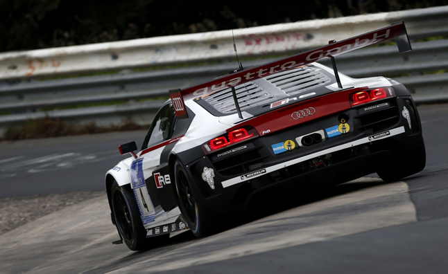 Audi Claims 2014 Nurburgring 24 Hours Victory 187 Autoguide