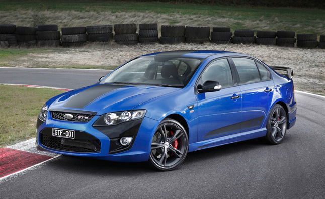 Ford Australia Bids Farewell To Falcon With Gt F 351