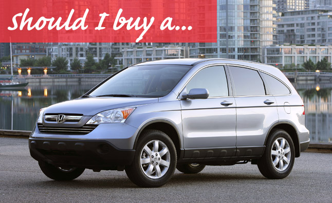 Should I Buy A Used Honda Cr V 187 Autoguide Com News