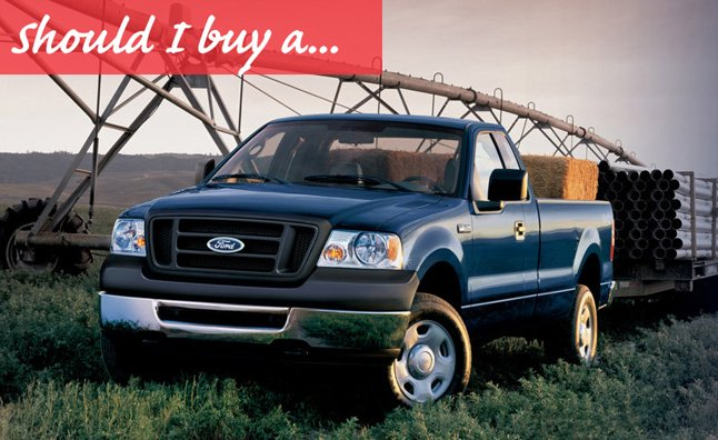 Should I Buy A Used Ford F