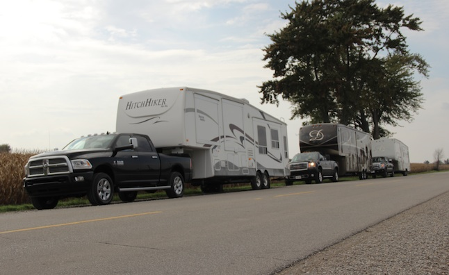 What to Know Before You Tow a Fifth-Wheel Trailer » AutoGuide com News