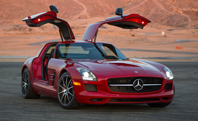 Top 10 sexiest cars news for Where do they make mercedes benz
