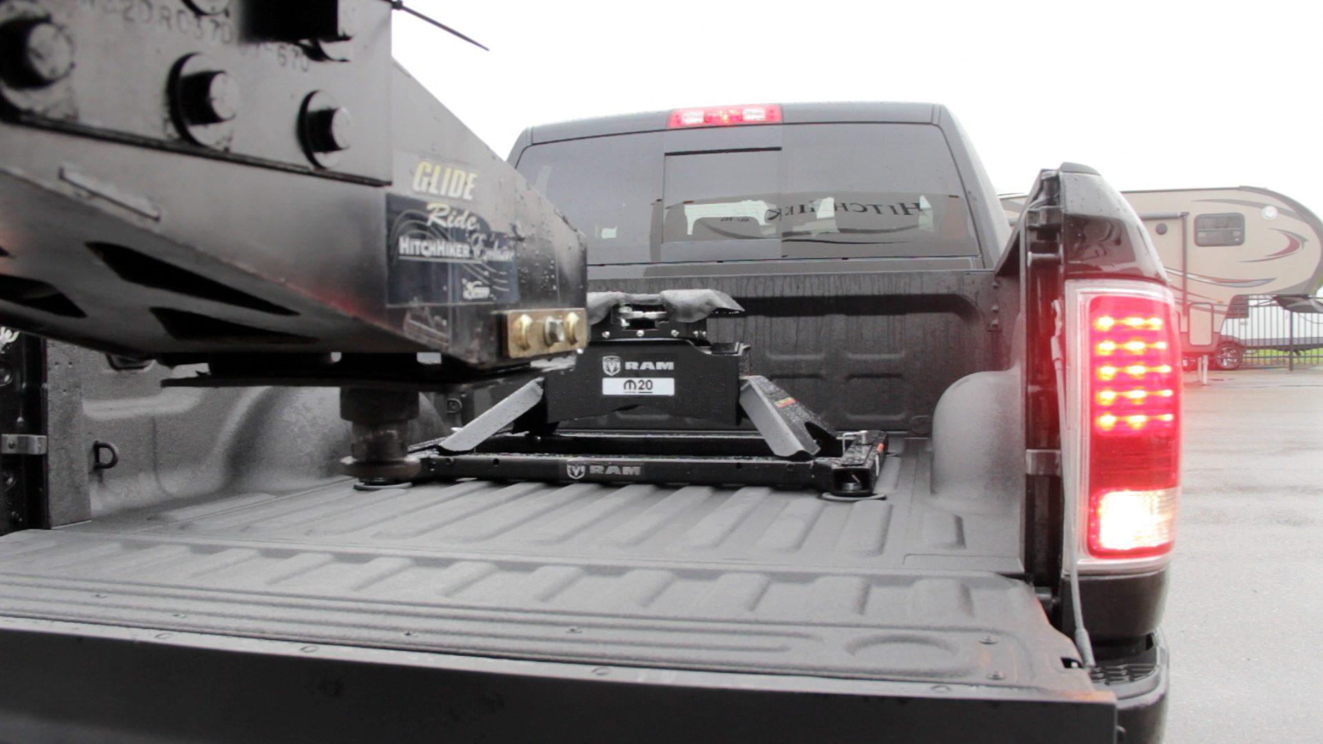 Truck King Hd Fifth Wheel