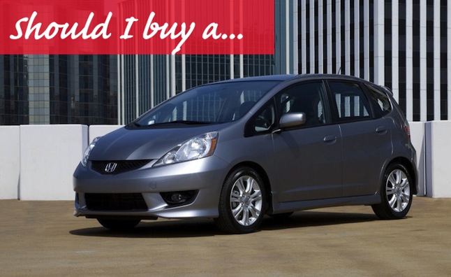 Should I Buy A Used Honda Fit Autoguidecom News