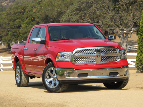 Ram 1500 Likely to Stick with Steel Through 2020 ...