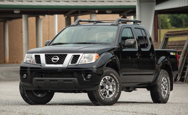 2015 nissan frontier xterra pricing announced autoguide. Black Bedroom Furniture Sets. Home Design Ideas