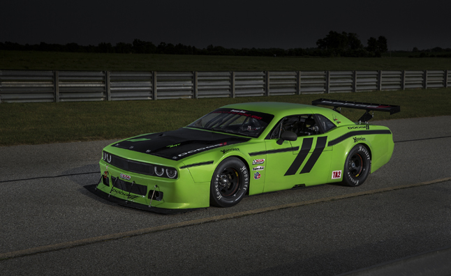 Dodge Challenger SRT Trans Am Race Car Revealed » AutoGuide.com News