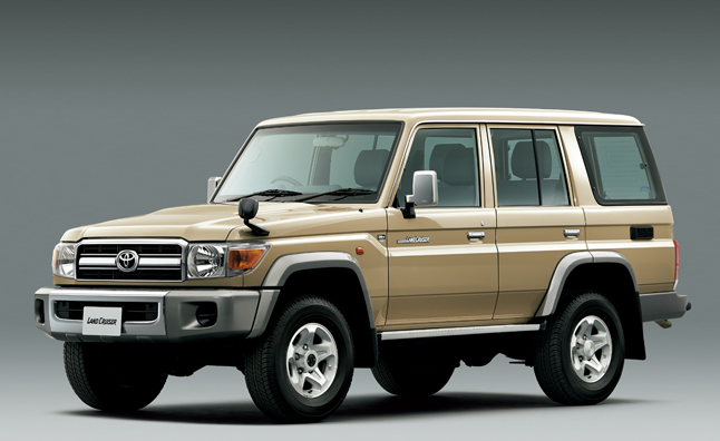 Toyota land cruiser 70 production gets a reboot in japan autoguide com news
