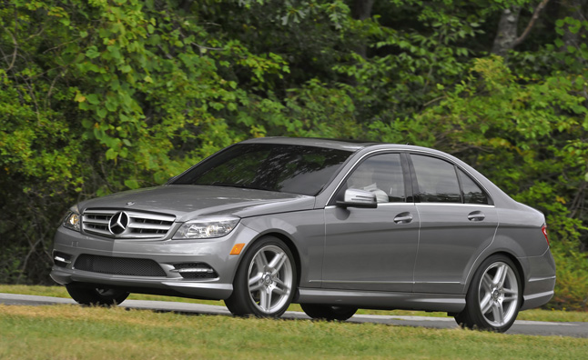 Should i buy a used mercedes benz c class for Mercedes benz c300 4matic 2012