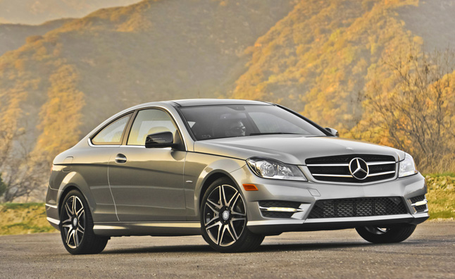 Should i buy a used mercedes benz c class - Mercedes c class coupe 2014 ...