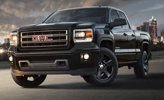 gmc unveils 39 sport truck 39 without performance upgrades news. Black Bedroom Furniture Sets. Home Design Ideas