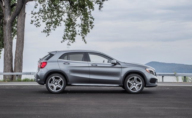 Five point inspection 2015 mercedes benz gla 250 4matic for Mercedes benz gla 250 price