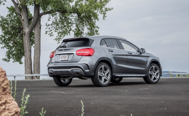 Five point inspection 2015 mercedes benz gla 250 4matic for Mercedes benz gla 250 review