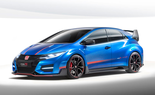 2016 Honda Civic Type-R Concept - 10th Gen Civic Forum