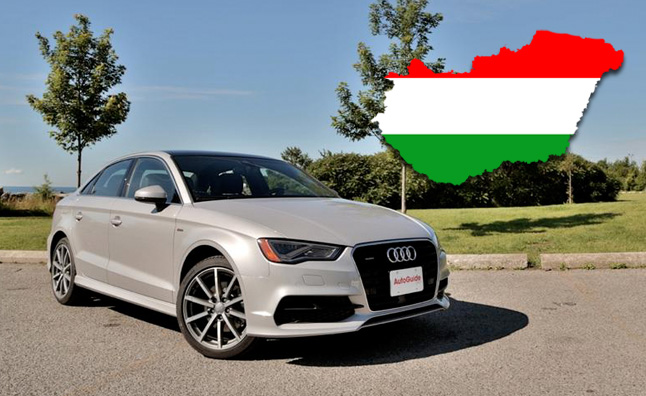 German Vehicles NOT Actually Built In Germany AutoGuidecom News - Audi car made in which country