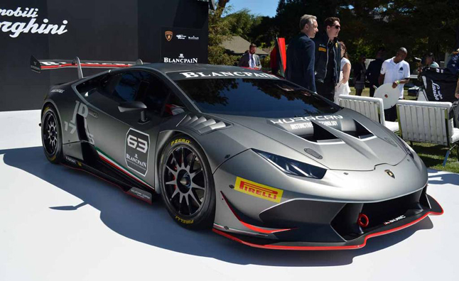 lamborghini hurac n gt3 to race in tudor uscc news. Black Bedroom Furniture Sets. Home Design Ideas