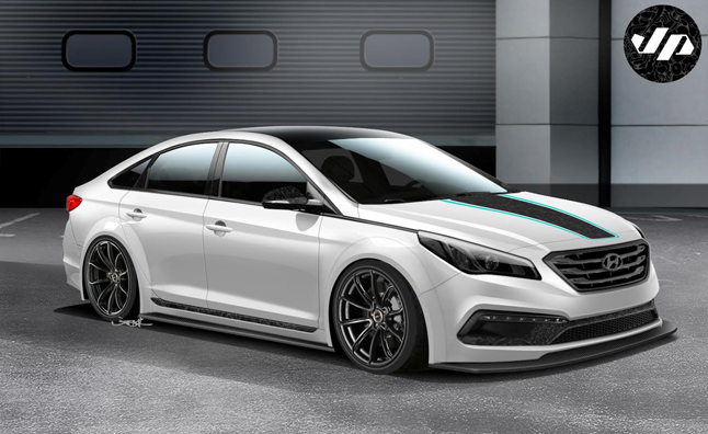 2015 Hyundai Sonata Previewed For Sema Show 187 Autoguide