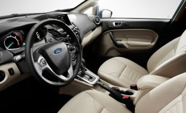 Ford Fiesta Leather