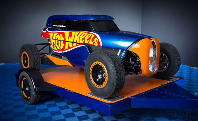 First Team Toyota >> Hot Wheels Rip Rod Unleashes Ford EcoBoost Power ...
