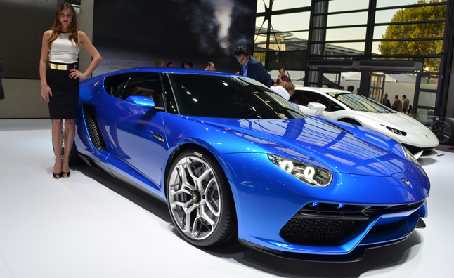 Lamborghini Asterion Not Heading to Production: CEO » AutoGuide.com News
