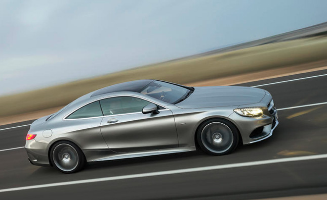 2015 mercedes benz s class coupe to start at 120 825 for Mercedes benz forum s class