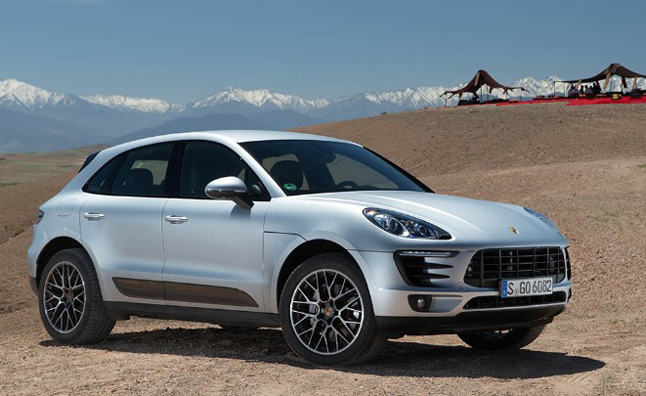 Porsche Macan Diesel Confirmed for US » AutoGuide.com News