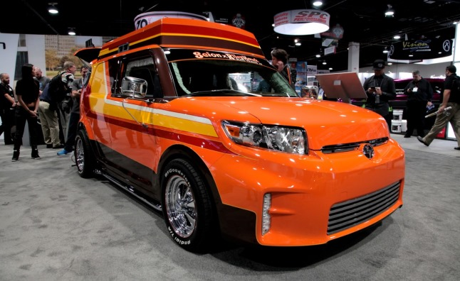 Scion X Riley Hawk Skate Tour Xb Is A Retro Party Van  U00bb Autoguide Com News