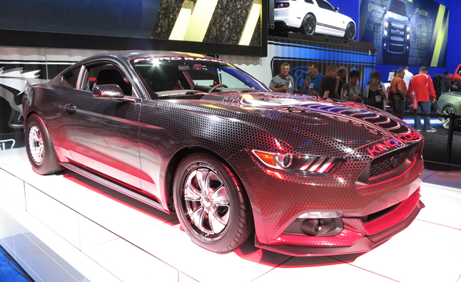 Toyota Of The Desert >> Ford Racing's King Cobra Mustang Reigns Supreme » AutoGuide.com News