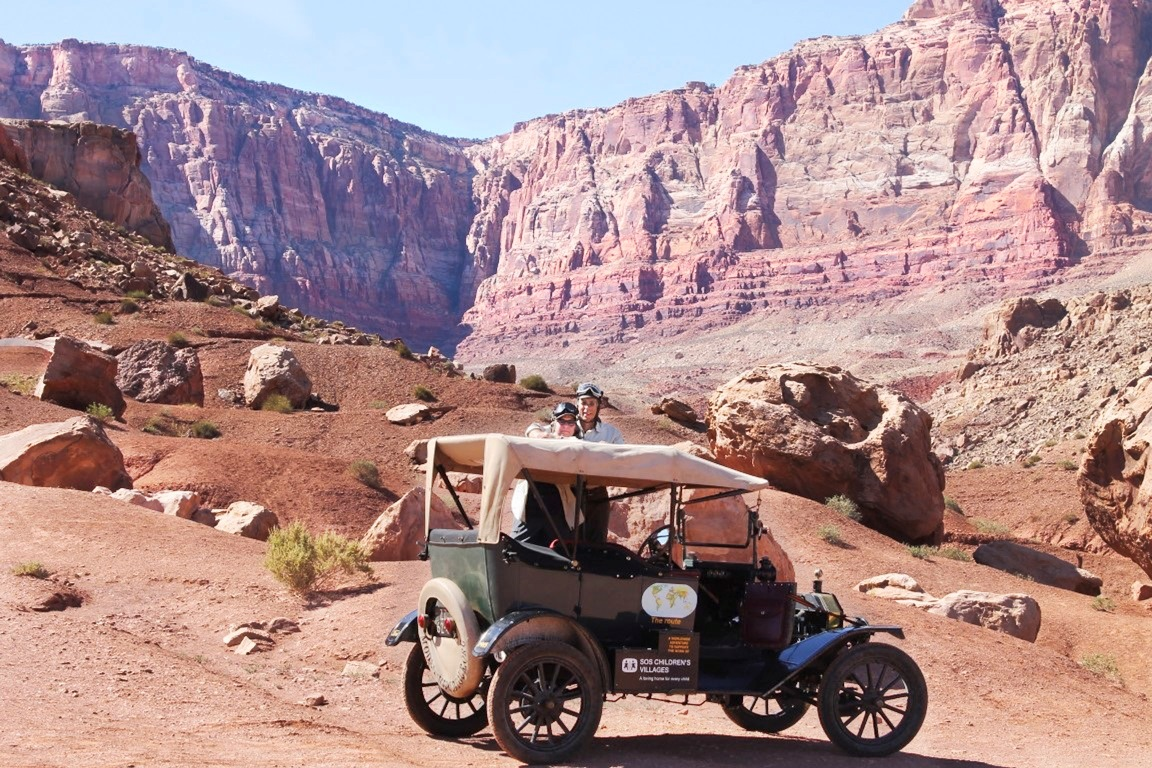A 100-Year-Old Ford Model T is Driving Around the World » AutoGuide ...