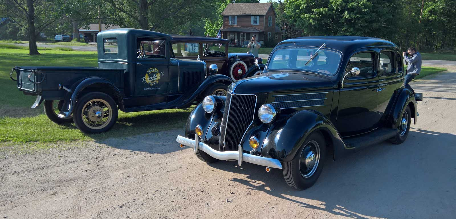 I Drove an 80-Year-Old Car on a 1,000-Mile Road Trip and Lived to ...